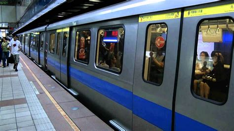 Metro State Mba Cost by Hd The Nangang Line Blue Of Metro Taipei At The