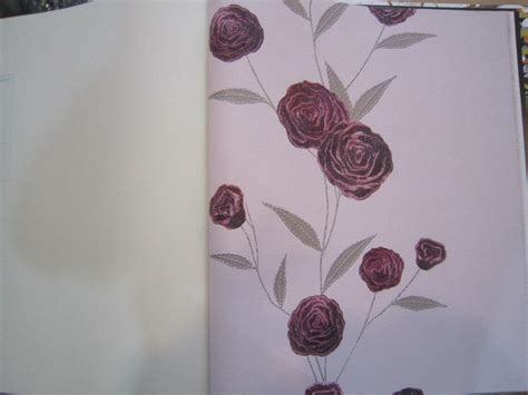 Wallpaper Dinding Murah Motif Plat Besi jual wallpaper motif mawar merah harga murah jakarta oleh ud unique carpet decoration