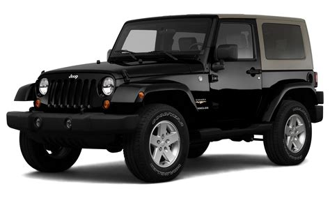 Black Jeep Wrangler 2 Door 2007 Jeep Wrangler Reviews Images And Specs