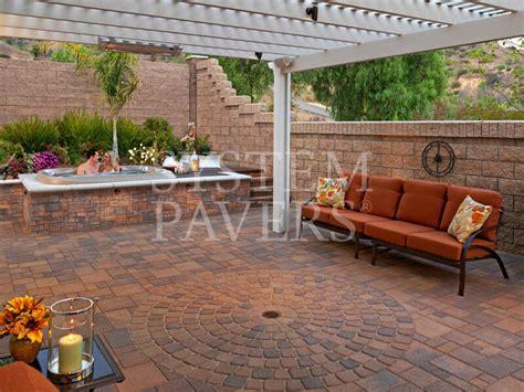 patio pavers design installation services system pavers