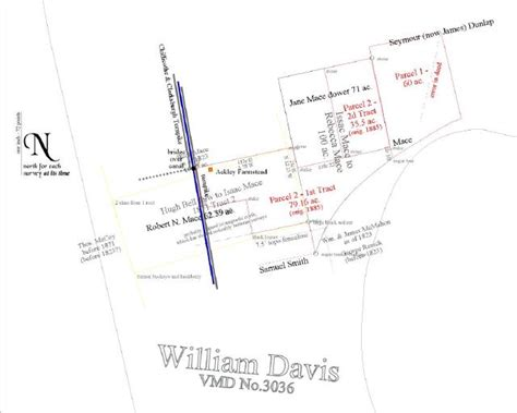 property lines map cartography by intrepid historical services