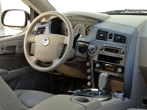 Ssangyong Kyron Interior by Test Drive With The All New Ssangyong Kyron 2 0 Diesel