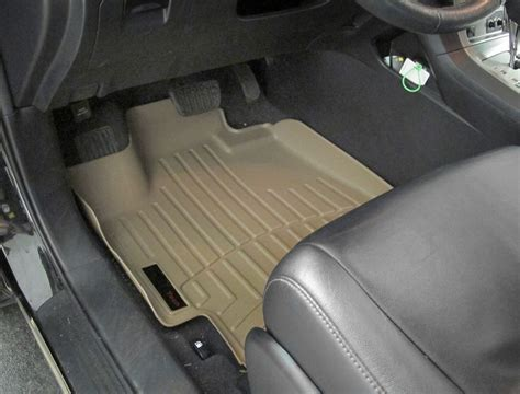 Toyota Highlander Floor Mats 2010 by Floor Mats Weathertech