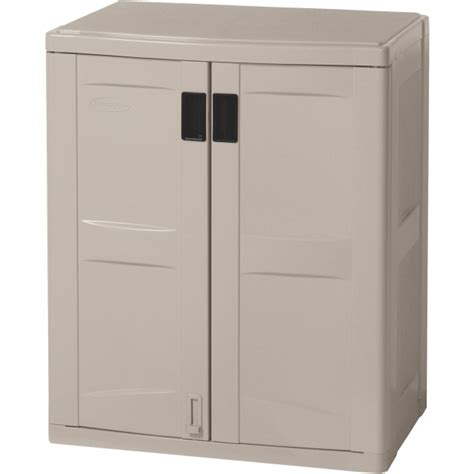 suncast garage base cabinet awesome suncast garage base cabinet taupe walmart suncast