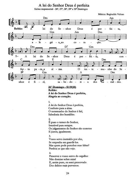 ANIMAÇÃO DE MISSAS - GRUPOS DE CANTOS: 11-10-2015 - A