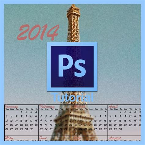 how to make a calendar how to make a calendar in photoshop