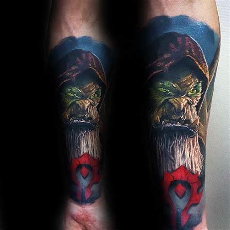 gaming tattoos 80 gamer tattoos for design ideas