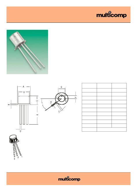 datasheet of transistor bc107 bc108 datasheet