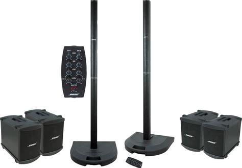 Speaker Bose L1 bose l1 model i image 398838 audiofanzine