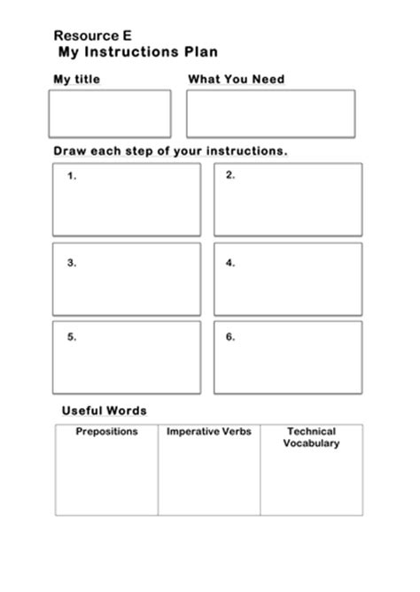 writing planner template writing plan template by ks2history