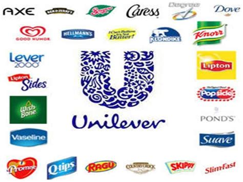Uni Lever History And Employees Strategy Authorstream Unilever Ppt Template Free