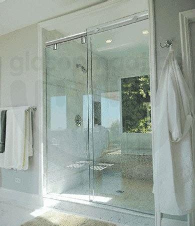 schuifdeur badkamer op maat glazen douche schuifdeur op maat glasopmaat be