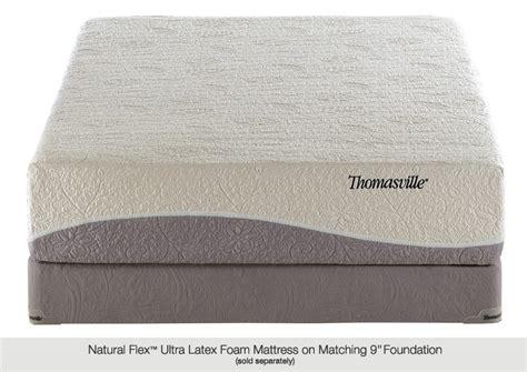 Thomasville Mattress Reviews by Thomasville 174 Ultra 980 Talalay Mattress