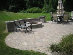 Patio Out Of Pavers by Brick Pavers Canton Plymouth Northville Novi Michigan