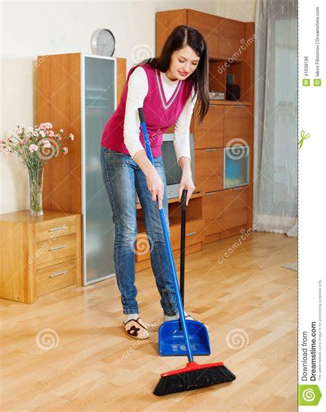 Sweeping Floor by Sweeping The Floor Stock Photo Image 41639196