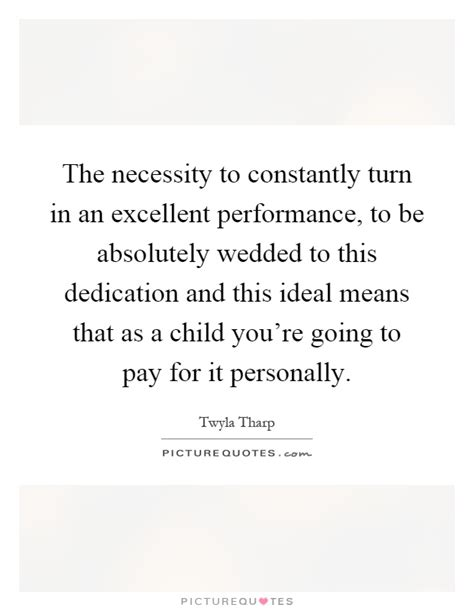 Excellent Performance Quotes