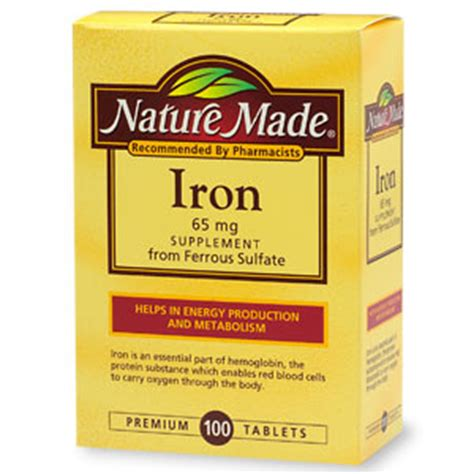 7 Vitamins You Should Take by Iron 6 Vitamins You Should Take Health