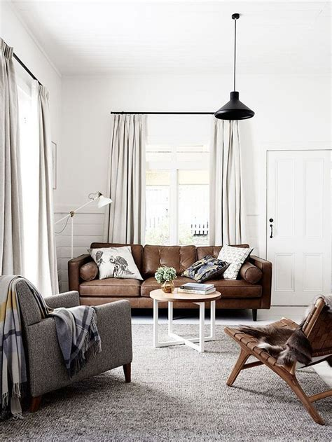 awesome brown and grey living surprising brown and grey living room white wall brown
