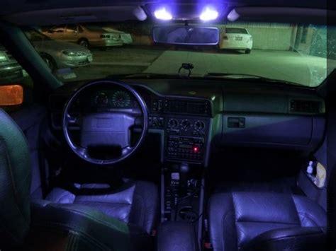 Volvo V40 Interior Lighting by Interior Overhead Led Lights Diy Tutorial