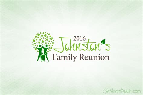 background design reunion family reunion logo tips and ideas
