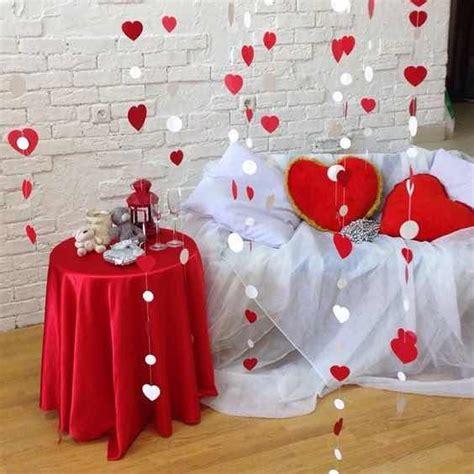 ideas para decorar una habitacion de aniversario ideas para decorar tu cuarto rom 225 ntico para san valent 237 n