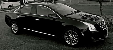 cadillac xts l cadillac xts l seattle limousine seattle airport