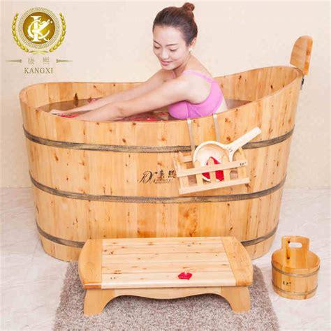 vasca di legno vasca da bagno in legno botti da bagno in legno legno di