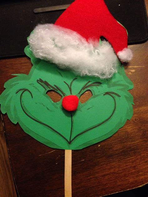 search results for printable grinch masks calendar 2015