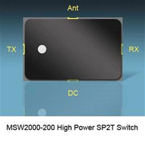 high power pin diode switch aeroflex metelics launches surface mount high power pin diode switches