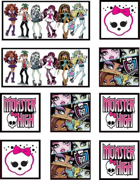 printable monster high bookmarks monsterhighstick2011 jpg