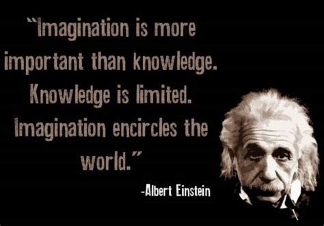 The great thing about imagination is every person has one it is
