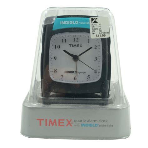 timex indiglo travel alarm clock unique alarm clock