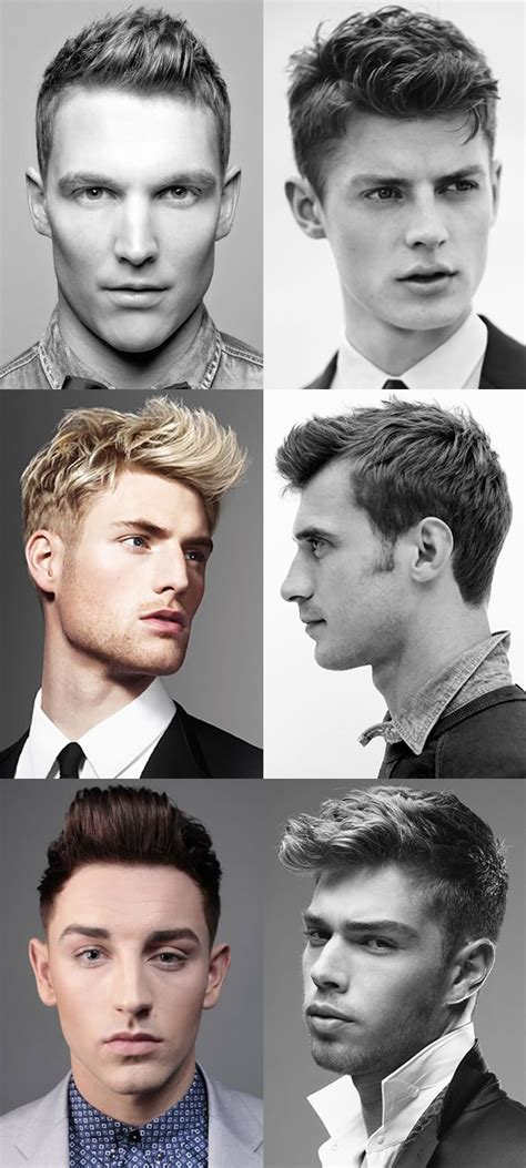 hair dos for flat heads the 5 best men s short back and sides hairstyles