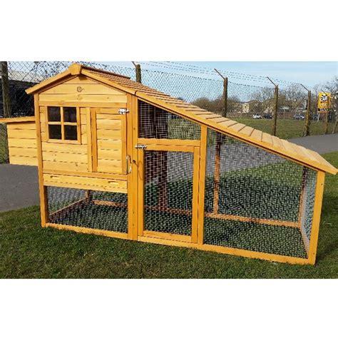 gabbie per polli pollai prefabbricati in legno linea completa il verde mondo