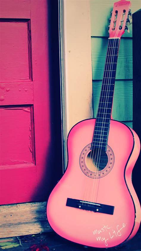 wallpaper iphone guitar iphone wallpaper pink guitar iphone wallpaper pinterest