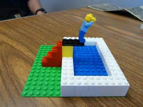 lego schwimmbad lego swimming pool alle