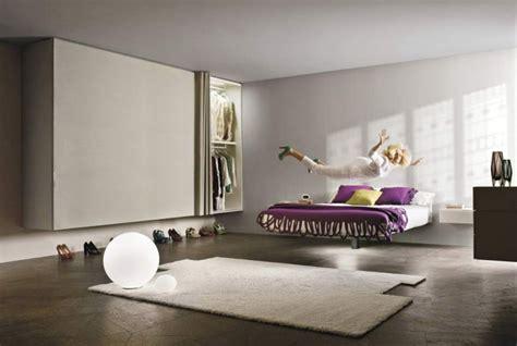 chambre flottante meuble suspendu et flottant id 233 es design moderne par lago