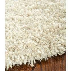 Safavieh Ivory Shag Rug Safavieh Shag Ivory Area Rug Reviews Wayfair