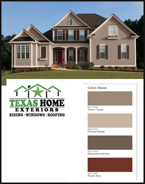 paint colors options choice home exteriors