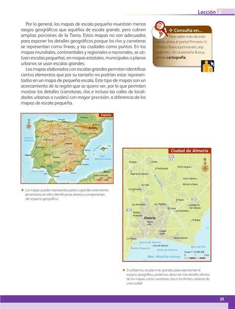 pagina 17 libro de 6 geografia 2016 2017 geograf 237 a sexto grado 2016 2017 online libros de texto