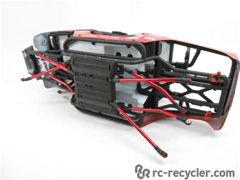 Axial Wraith Interior by Axial Wraith Fastback Roll Cage Chassis Panels Interior