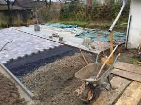 garten randsteine obi pflastersteine verlegen bauanleitung zum selber bauen