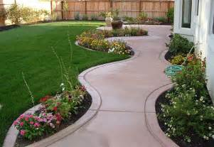 Backyard Simple Landscaping Ideas Practical Backyard Landscaping Ideas