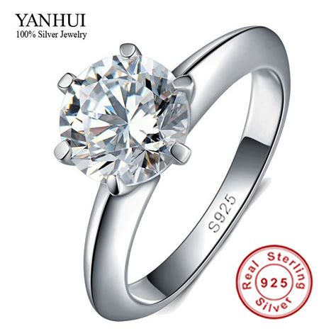 get cheap real silver ring aliexpress
