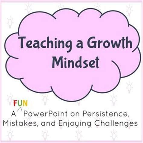 244 Best Images About Goal Setting And Growth Mindset On Pinterest Growth Mindset Template