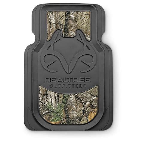 Camo Floor Mats by 2 Pk Of Universal Camo Floor Mats 653100 Seat Covers At Sportsman S Guide