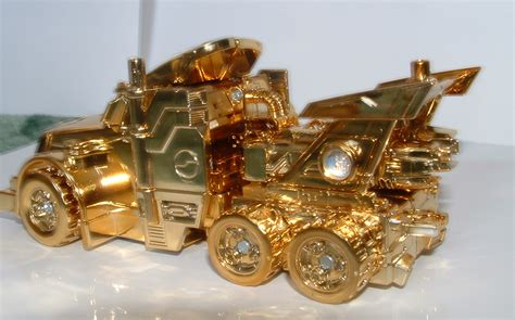 Transformers Gold transformers link lucky draw gold rodimus at