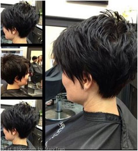 pixie haircuts women thick hair front and back view of same 22 hottest short hairstyles for summer 2015 styles weekly