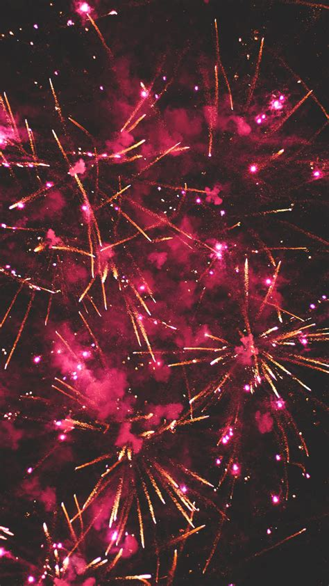 sparkly fireworks iphone wallpaper collection preppy wallpapers