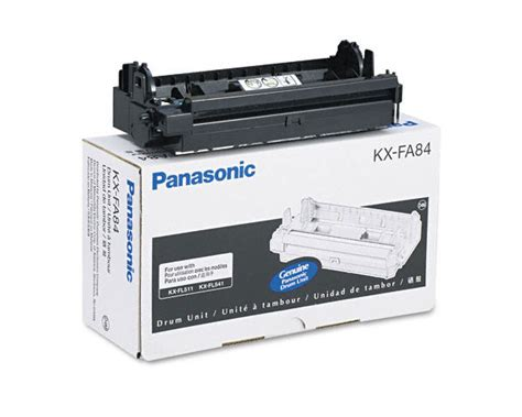 Drum Unit Cartridge Compatible Panasonic Kx Fa84e For Us Berkualitas 2 panasonic part kx fa84 oem drum unit 10 000 pages quikship toner